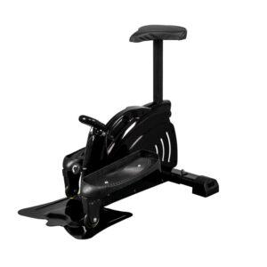 Stepmaskine med saddel