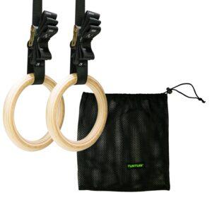 Tunturi Gym Ringe i Træ