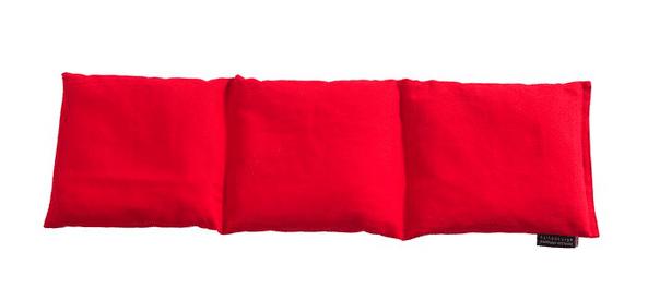 Nyttadesign - Varmepude til mikroovn RØD